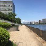 中央区新川公園