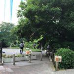 楓川新富橋公園(かえでがわしんとみばしこうえん)