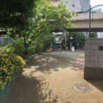 楓川宝橋公園(かえでがわたからばしこうえん)