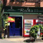 スペインバル、リックス(Rick's)